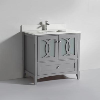 Heartly 30″ Bathroom Vanity - Produkty By Kazar Studio