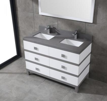 Honey 48″ Bathroom Vanity - Produkty By Kazar Studio
