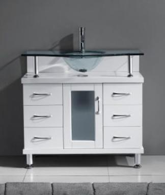 Iola 36″ Bathroom Vanity - Produkty By Kazar Studio